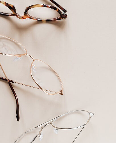 Sehstörungen mit Brille behandeln